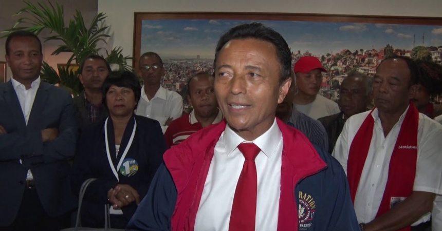 Marc Ravalomanana à Madagascar