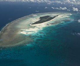 Juan de Nova, île faisant partie des Iles Eparses de Madagascar