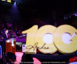 Les 100 jours d'Andry Rajoelina à Madagascar