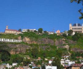Colline d'Antananarivo