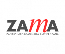 Logo en couleur de l'association malgache ZAMA