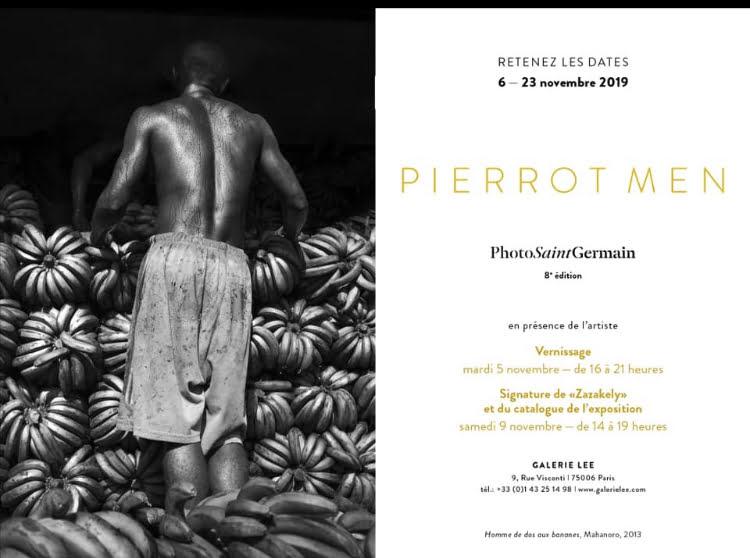 Affiche du photographe Pierrot Men
