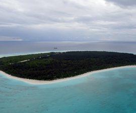 Iles éparses au large de Madagascar