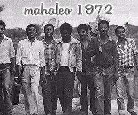 Photo du groupe Mahaleo en 1972