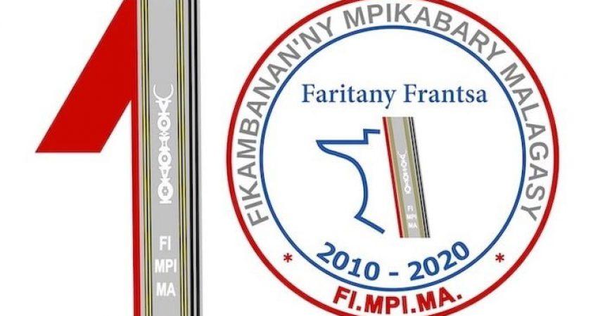 Akon'ny Atrikasa sy fanokafana ofisialy ny faha 10 taona Faritany FI.MPI.MA. Frantsa