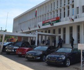 Assemblée nationale à Madagascar