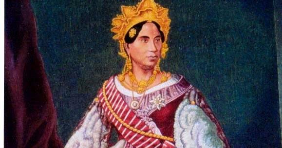 La reine de Madagascar, Rasoherina