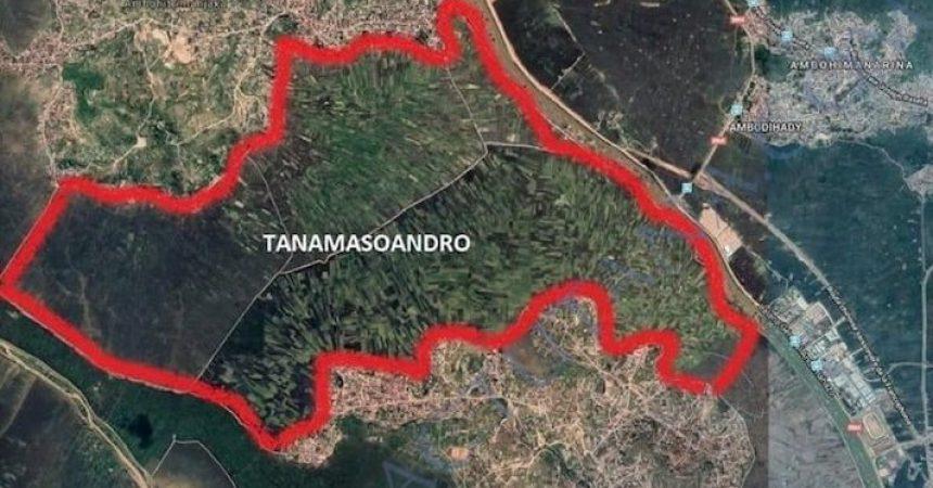 Tanamasoandro à Madagascar