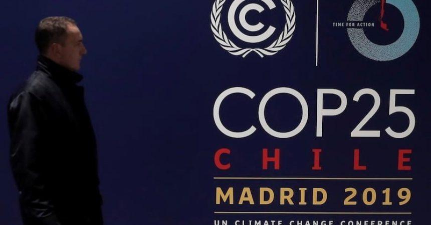 COP25 - En Espagne