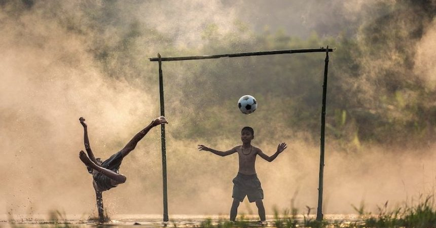 Le sport, un des velirano du President de la Republique de Madagascar