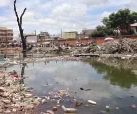 Inondation à Antananarivo, Madagascar