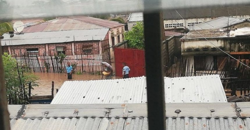 Inondation, Madagascar