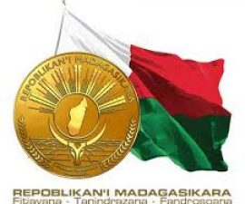 Logo de la Présidence de Madagascar