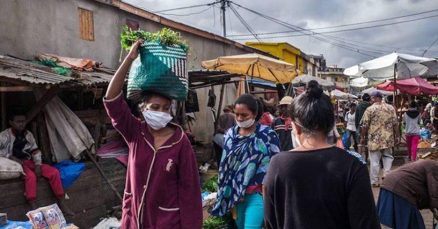 La pandémie de coronavirus à Madagascar
