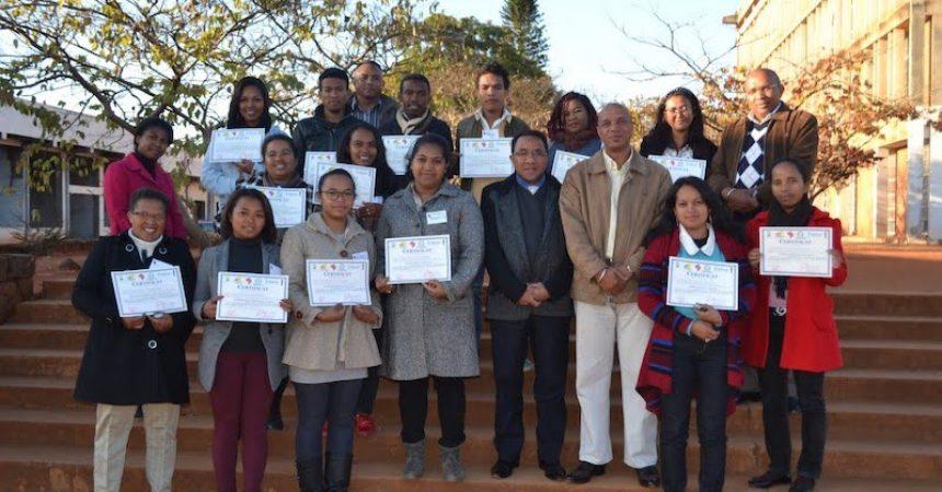 Formation professionnelle à Madagascar