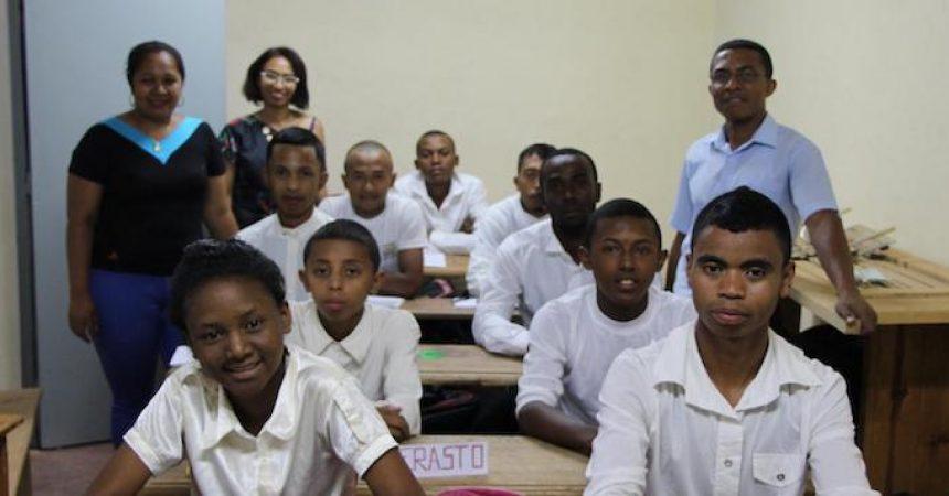 Formations professionnelles à Madagascar