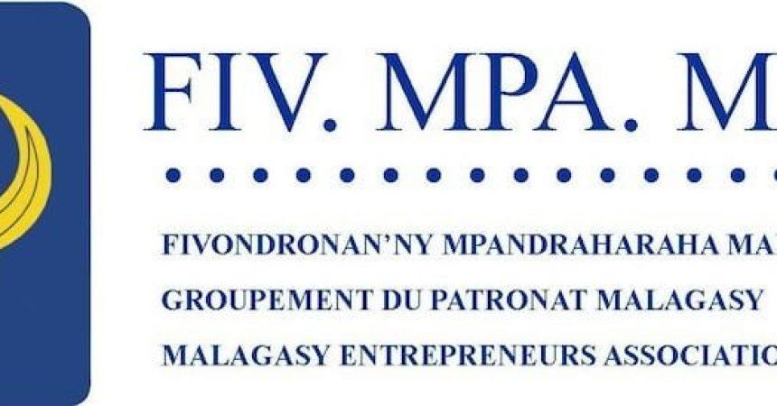 Logo du FIVMPAMA, groupement de patronat malagasy