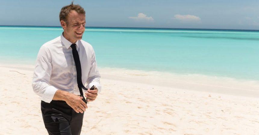 Macron sur les îles Eparses à Madagascar