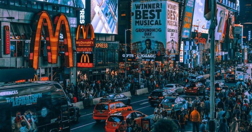 Occident et la consommation