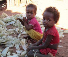 Pauvreté à Madagascar