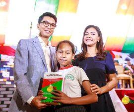 Education nationale : Andry Rajoelina sur le terrain pour défendre son programme