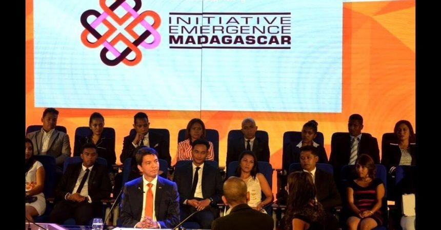 Emergence de Madagascar
