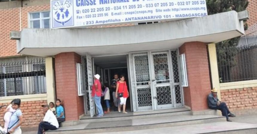Sécurité sociale à Madagascar
