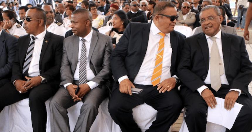 Madagascar, les gouverneurs face aux défis du covid19