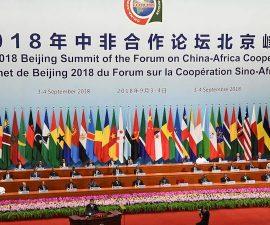 La Chine intéressée par l'Afrique