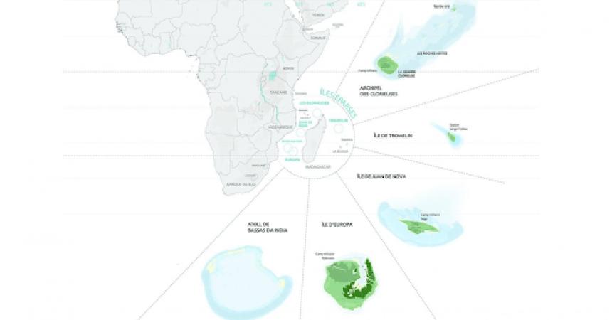 Iles Eparses et Madagascar