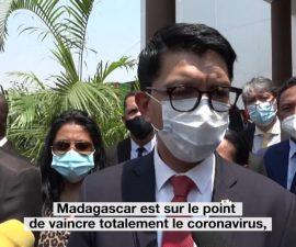 Guerre contre le covid-19 : le récit malagasy