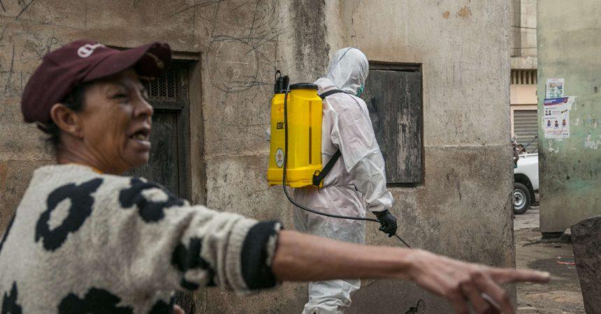 Madagascar, crise sanitaire difficile à gérer