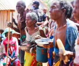 La famine sévit dans le Sud de Madagascar