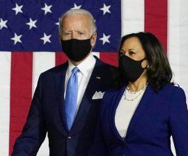 Joe Biden et Harris