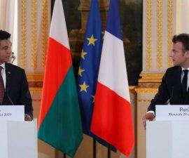 Diplomatie entre Madagascar et la France