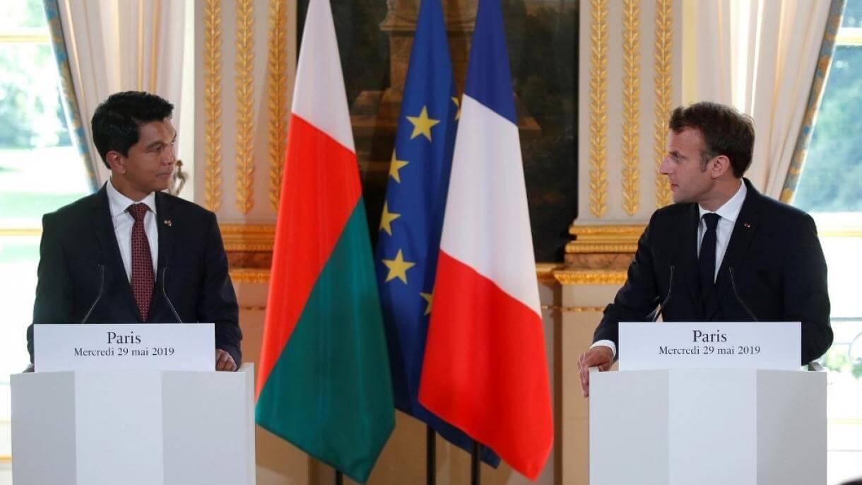 Diplomatie-Madagascar-France