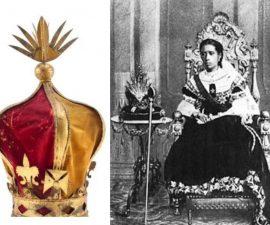 Madagascar : restitution controversée de la couronne du dais de Ranavalona III