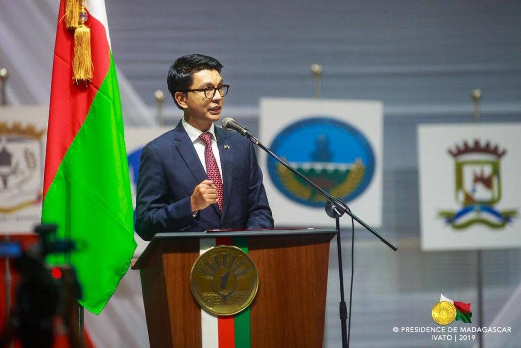 La souveraineté malagasy