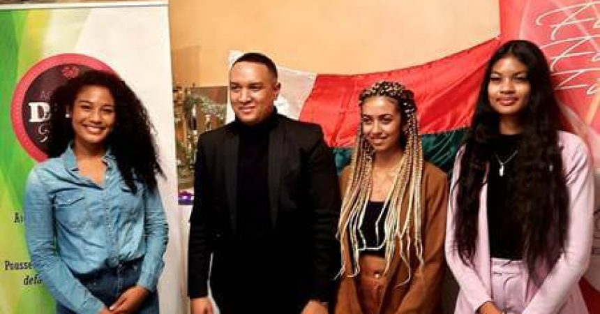 Miss Diaspora 2020 & Miss Madagascar