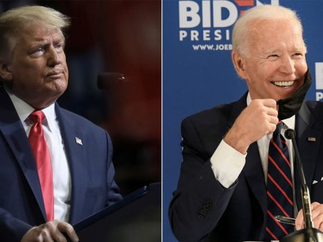 Joe Biden, continuum de Trump