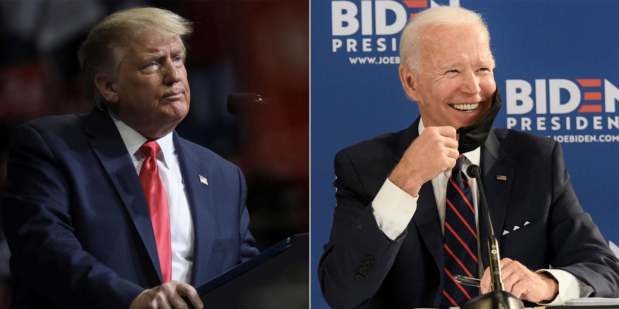 Joe Biden, continuum de Trump
