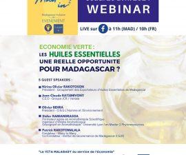 Conférence sur l'économie verte à Madagascar