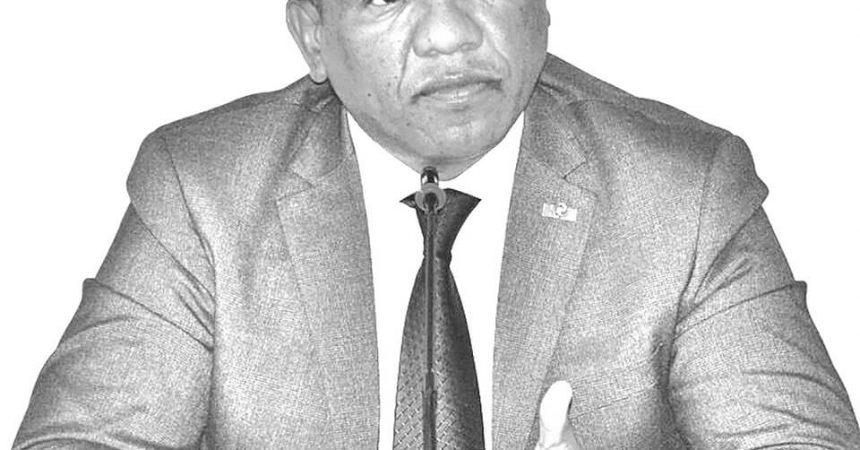 Le Premier Ministre du gouvernement malagasy, Christian Ntsay