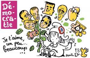 France : Avez-vous parlé de « Démocratie » ?
