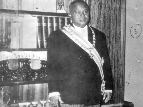 Philibert Tsiranana, le Père de l'indépendance de Madagascar