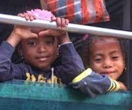 Les malagasy ont la joie de vivre